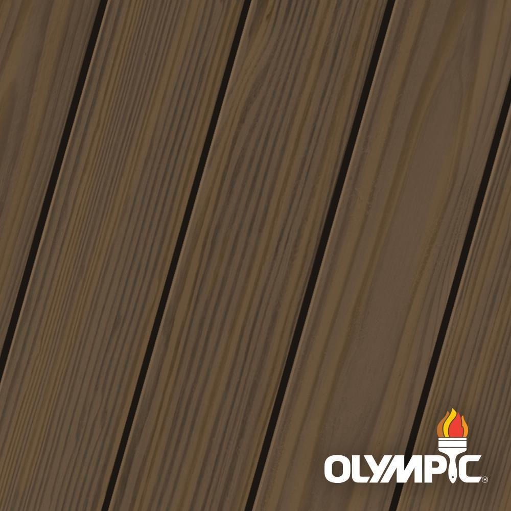 Olympic Maximum 1 Qt Espresso Semi Transparent Advanced Exterior