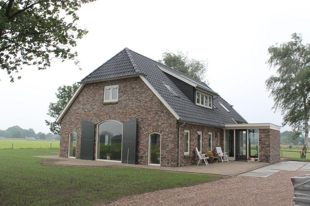 nieuwbouw boerderijstijl google zoeken huizen