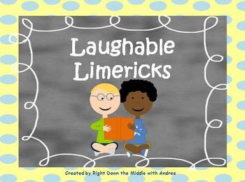 laughable limericks is a great resource to use in your classroom when teaching students to write poetry limericks are humorous poems that students love - 30 Limerick Examples Funny Cooperative