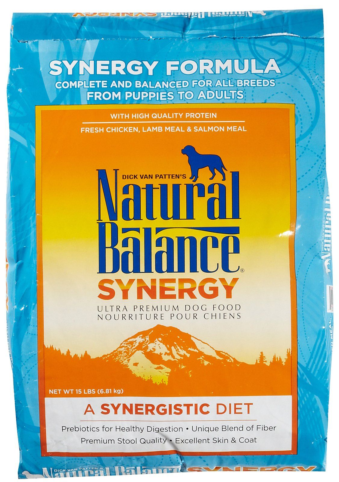 Natural Balance Original Ultra Premium Synergy Dog Food Dog Food