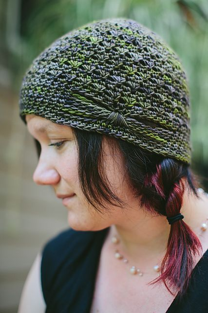 Ravelry Chemo Caps 2 Designs Pattern By The Firefly Hook Free