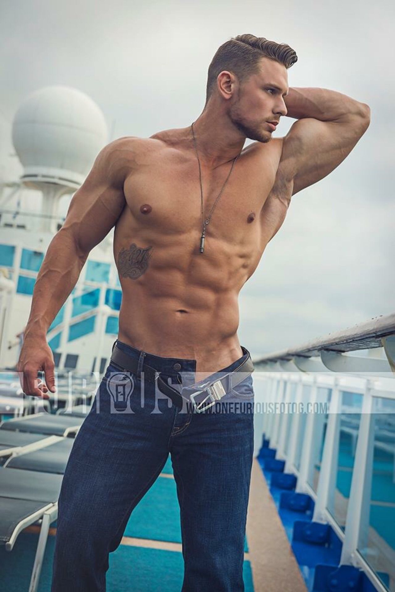 Dream Hunks | Boris Big Chested Dudes - Muscle men, Hot ...