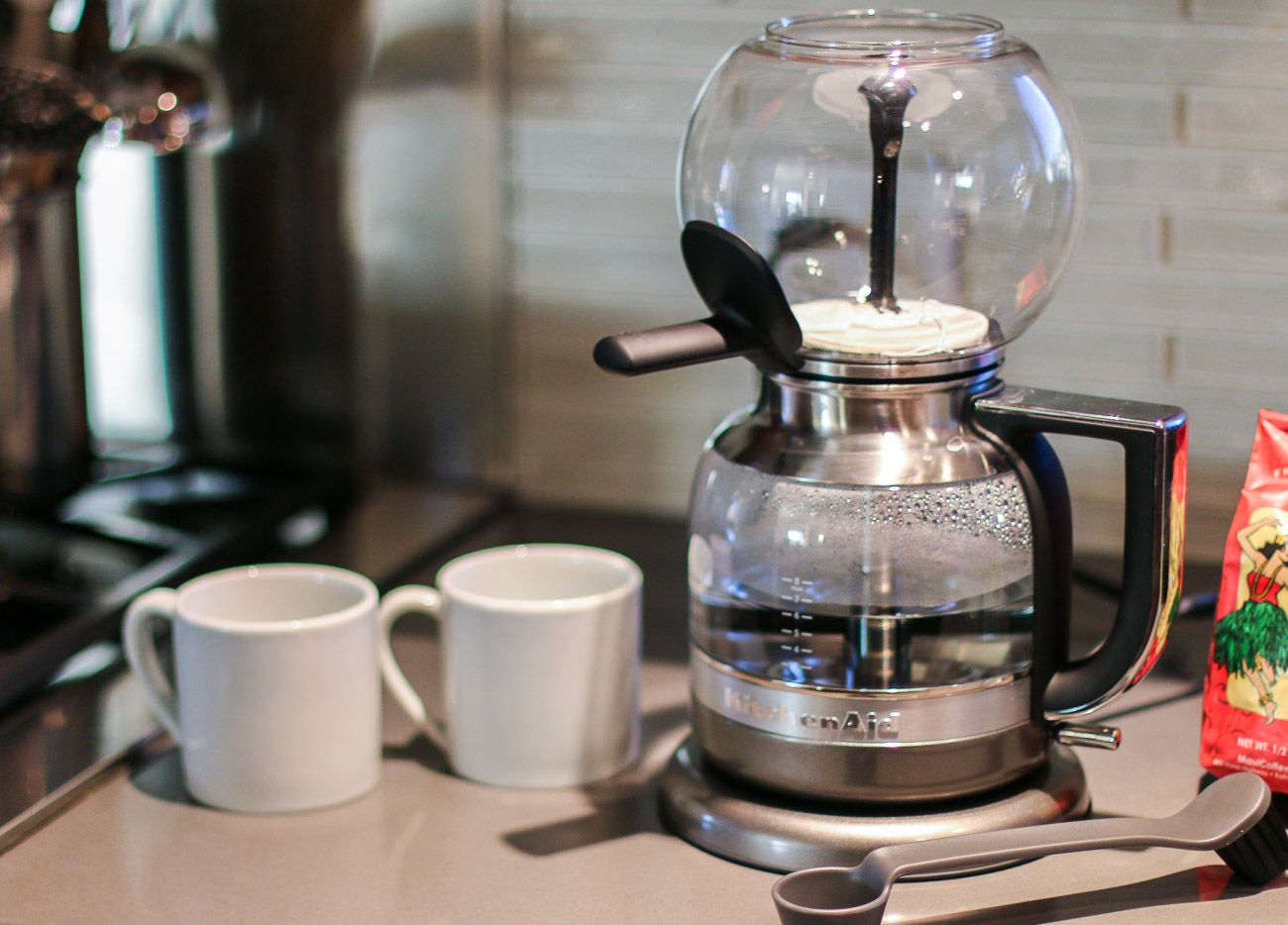 5 Reasons Why Siphon Coffee Makers Are Best | Siphon ...