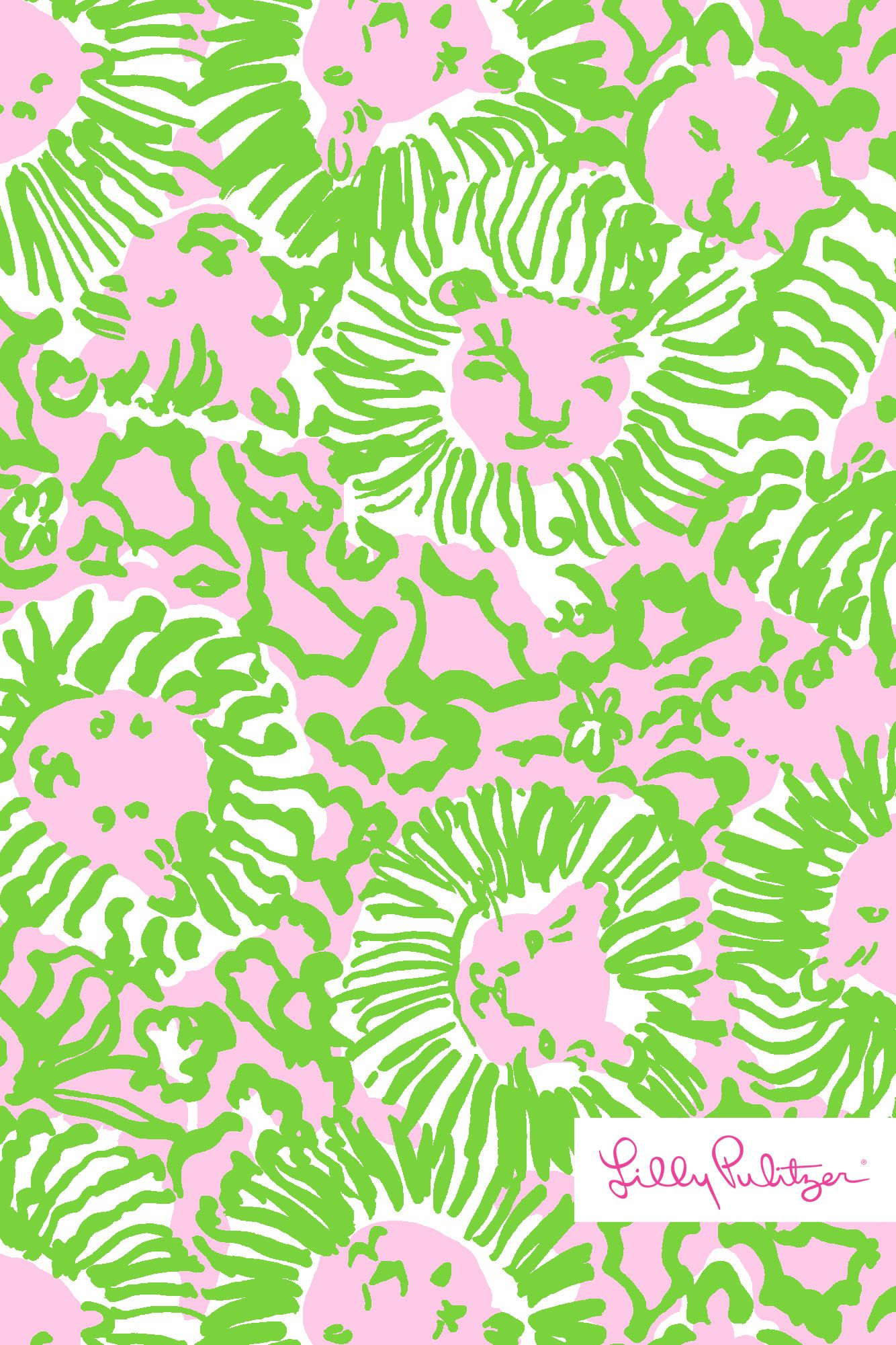 lilly pulitzer sunny side wallpaper for iphone patterns