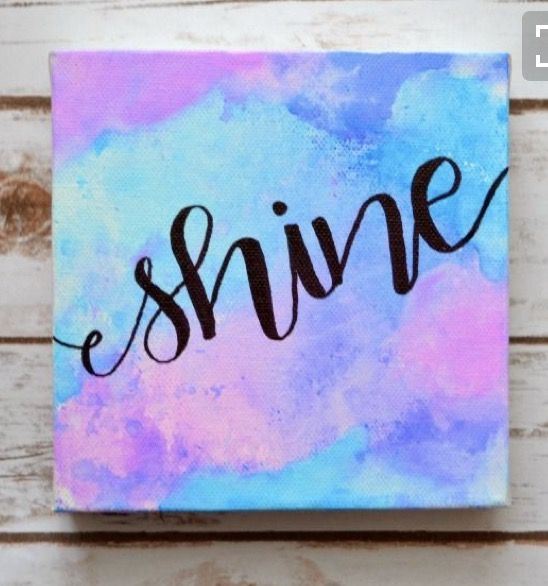 This is a great and very easy painting if your looking for ... Very Simple Canvas Paintings
