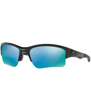 465c3c7ddb Oakley Polarized Quarter Jacket Prizm Deep Water Youth Polarized ...