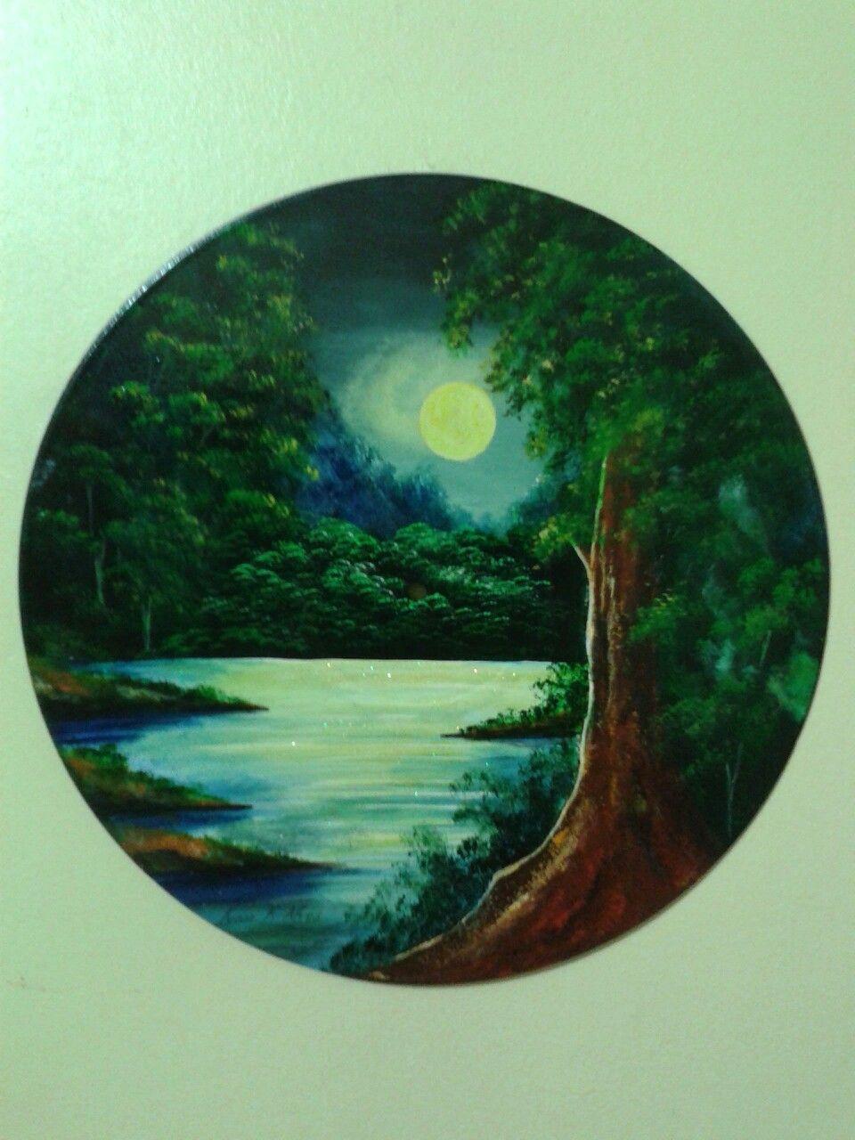 Pintura feita pelo artista baiano Nan Alves - 71-99977-8351 e 71-3314-9262