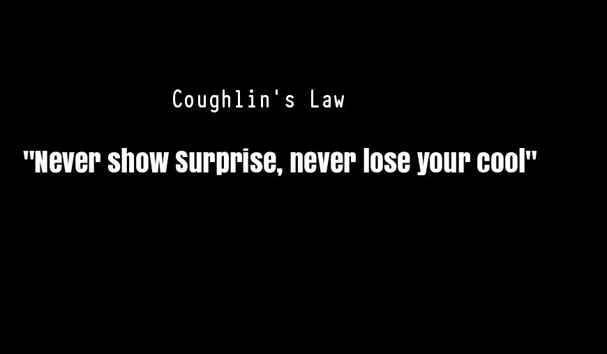Pin By Hector I Martinez On Coughlin S Law Cocktail 1988 Quotes Coughlin