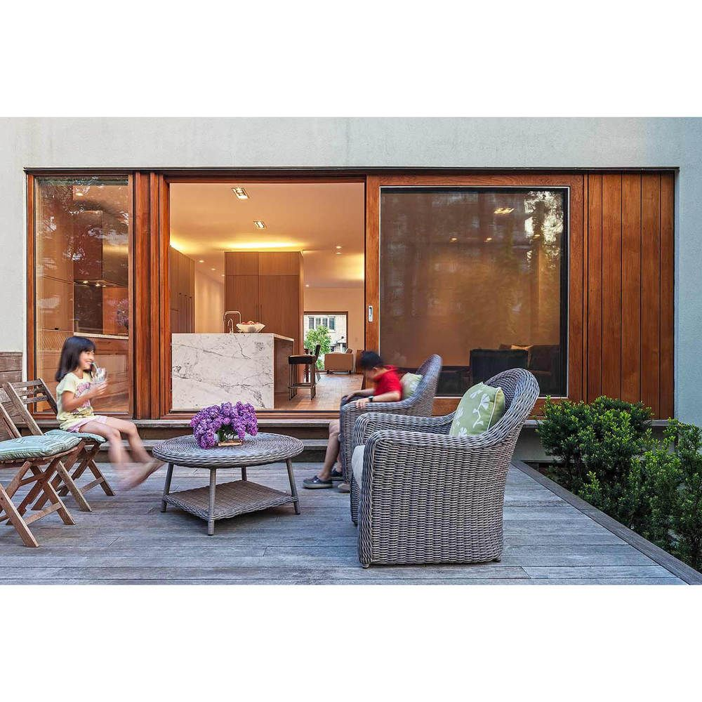 Kitchen Walkout   Outdoor furniture sets, Wicker patio ...