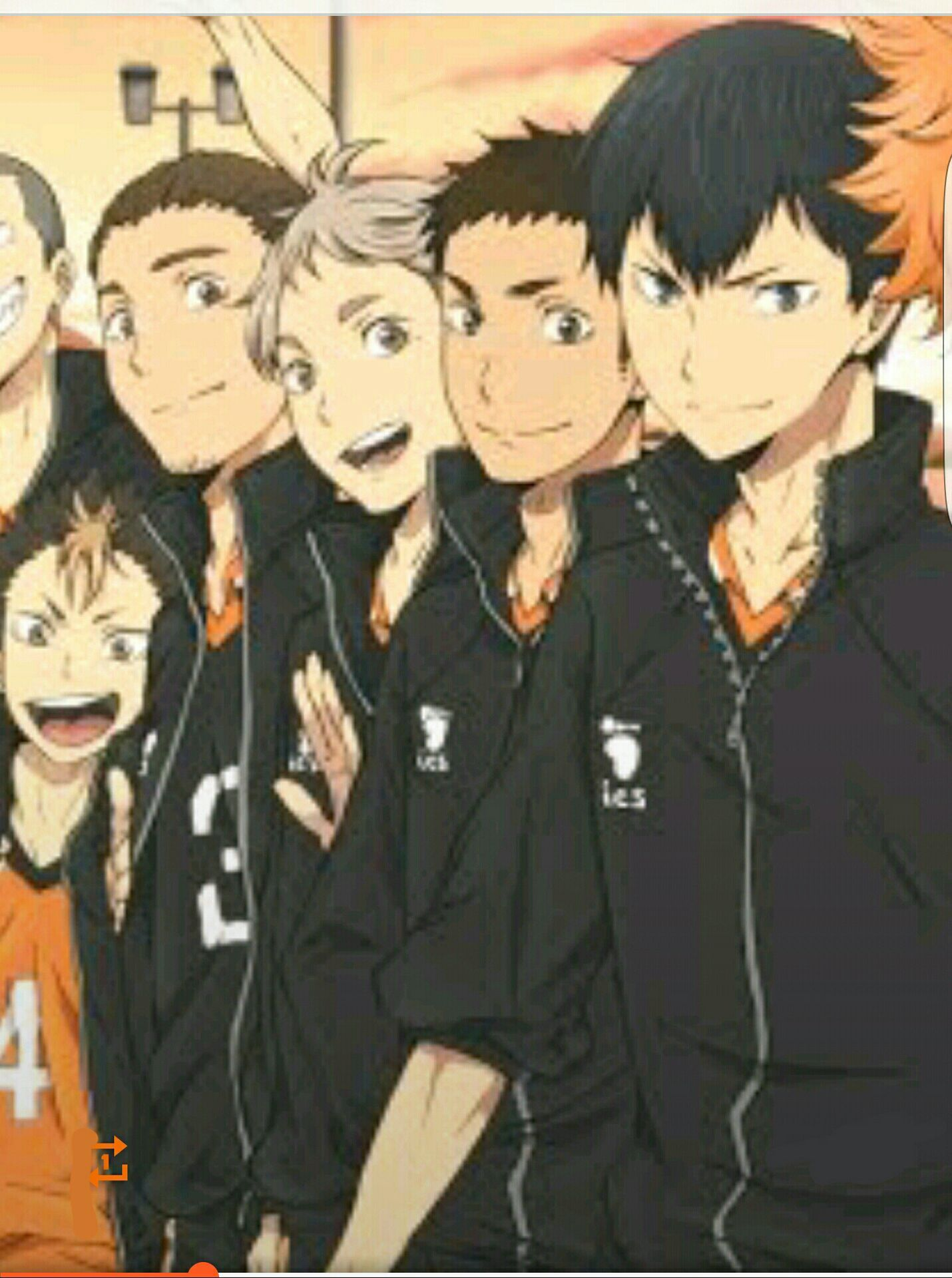 School Pause Haikyuu X Reader The Queen Of The Court Chapter 17 5 This Is The Ace Volleyball Anime Story Characters Haikyuu