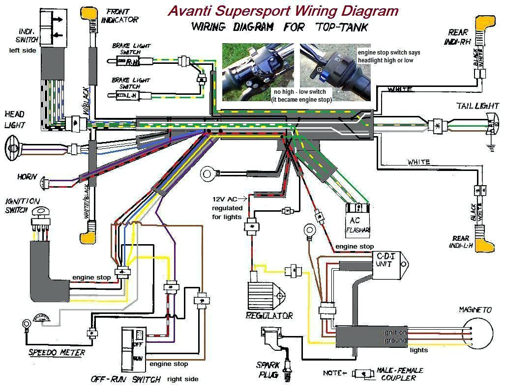 Ruckus GY6 Swap Wiring Diagram Honda Documentation Best Of Gy6 In