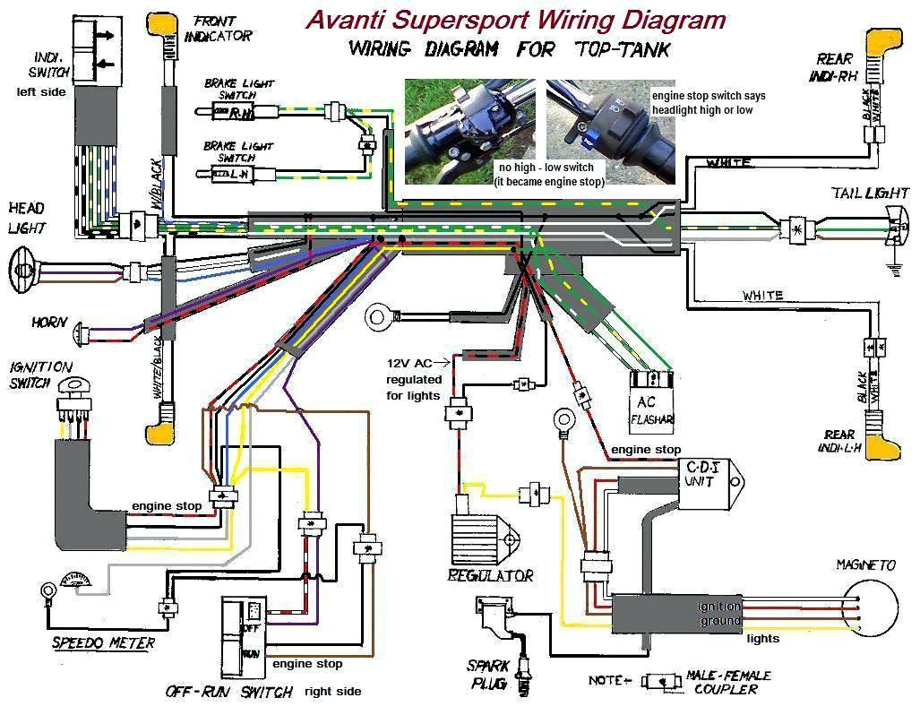 Ruckus GY6 Swap Wiring Diagram Honda Documentation Best Of