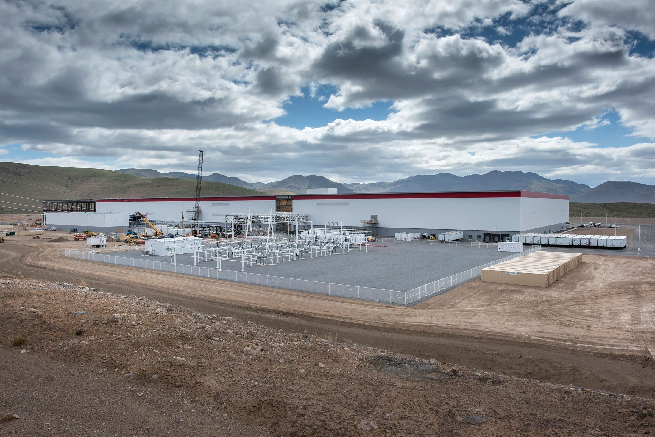 Inside the Gigafactory That Will Decide Tesla's Fate
