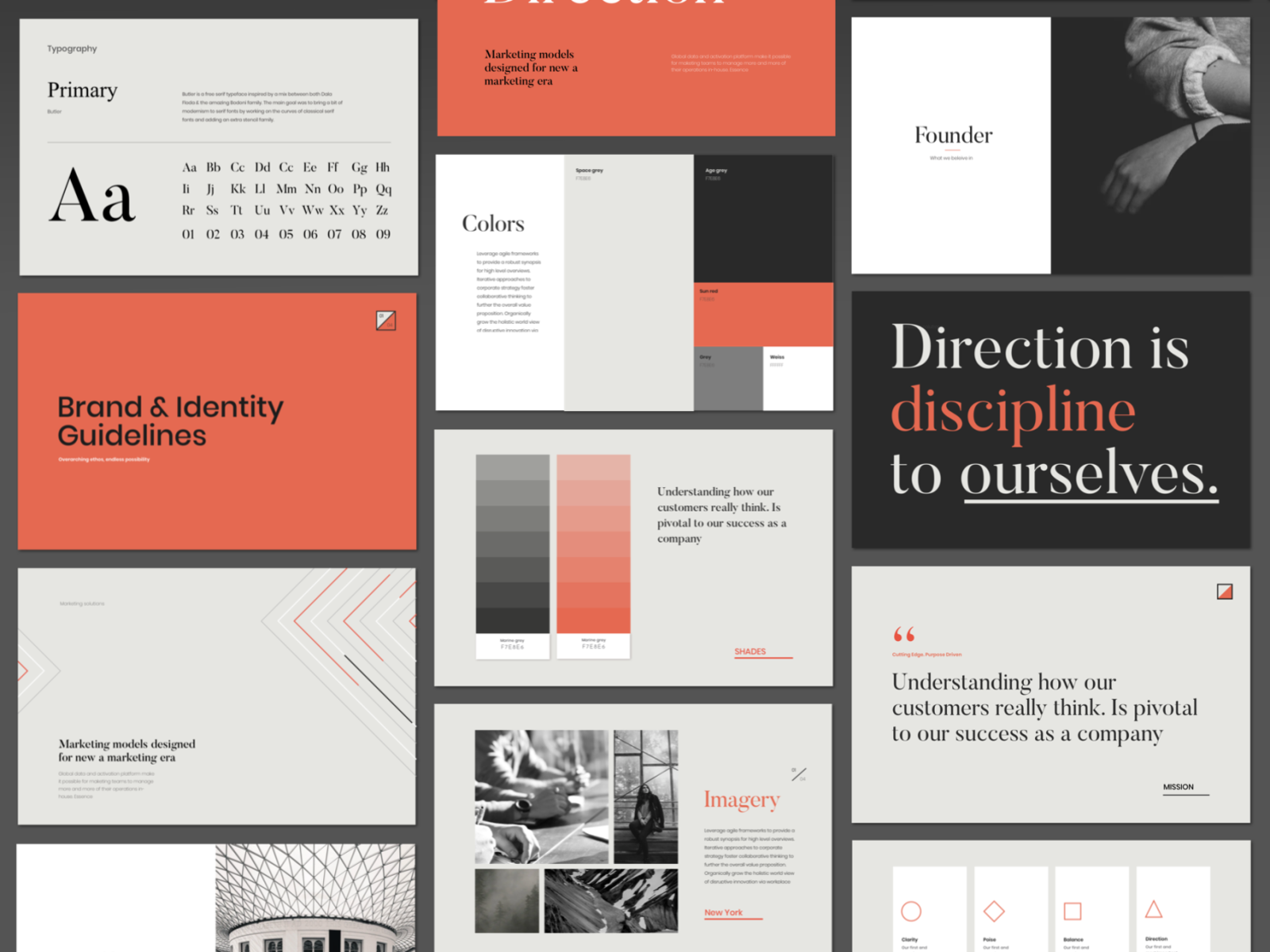 Brand guidelines by Samson Vowles🕺 on Dribbble