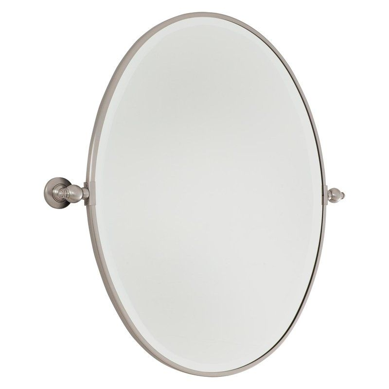Traditional Wall Mirror Oval Mirror Oval Mirror Bathroom Mirror