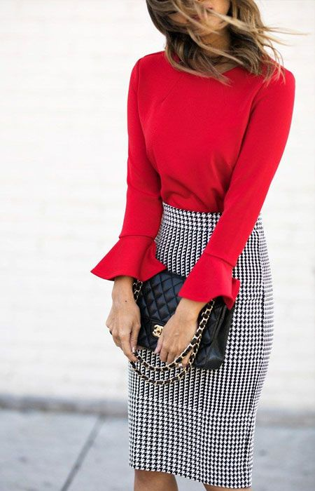 13 Spring Outfits for Work - We Love These Perfectly Casual Business Attire for Young Professionals 2