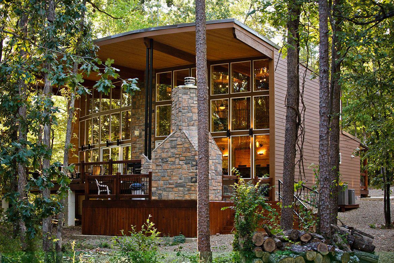 Hidden Hills Cabins // Three+ Bedroom Cabins // Broken Bow Oklahoma.  hiddenhillscabinsok.com | Broken bow oklahoma cabins, Broken bow cabins,  Broken bow