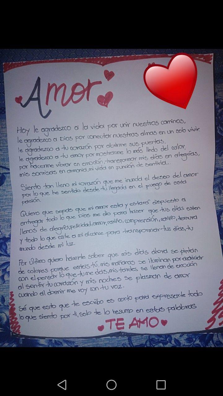 Title Con Imagenes Carta De Amor Manualidades Frases Cursis