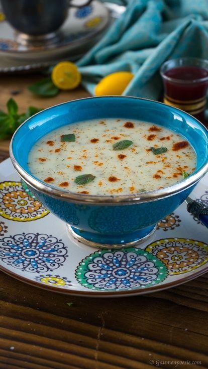 Turkische Joghurtsuppe Yayla Corbasi Gaumenpoesie Rezept Turkisches Essen Rezepte Rezepte Orientalisches Essen