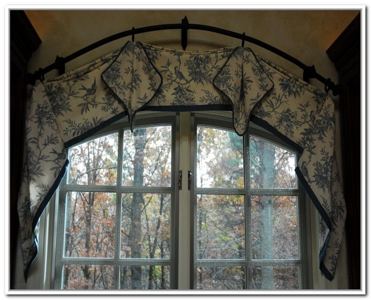 Bendable Curtain Rod Installations | Home Decorations