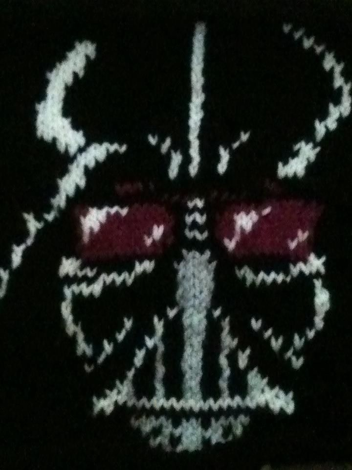May the (Intarsia) Force Be With You - free