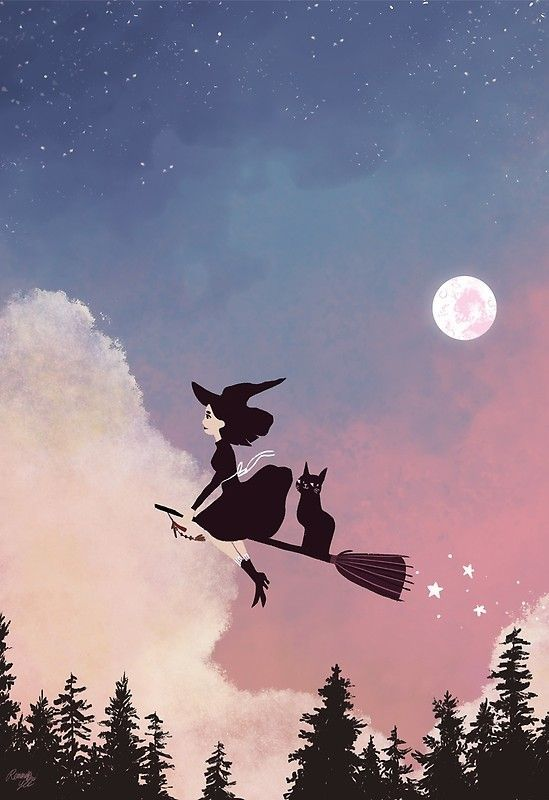 'Enchanted' Art Print by straungewunder
