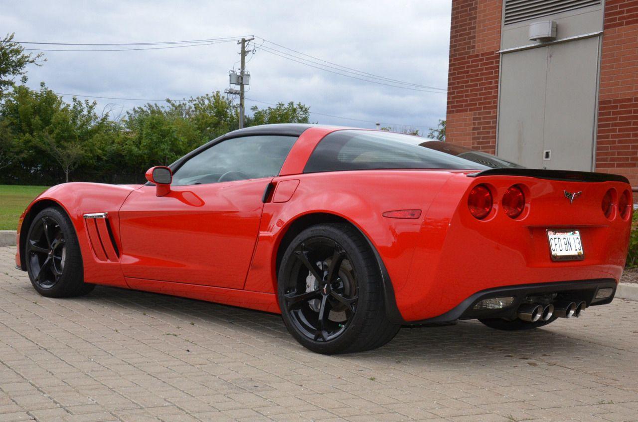 2010 Corvette Grand Sport Corvette, Corvette grand sport