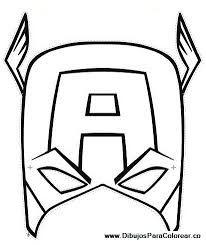 Resultado De Imagen Para Imagenes De Capitan America En Caricatura