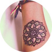 Small Tattoo Ideas And Designs For Women Small Mandala Tattoo Small Wrist Tattoos Forearm Tattoos