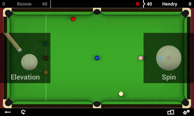 Total Snooker Total, Snooker Snooker, Sports games