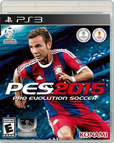 Pro Evolution Soccer 2015 - PS3 [Digital Code] [Digital