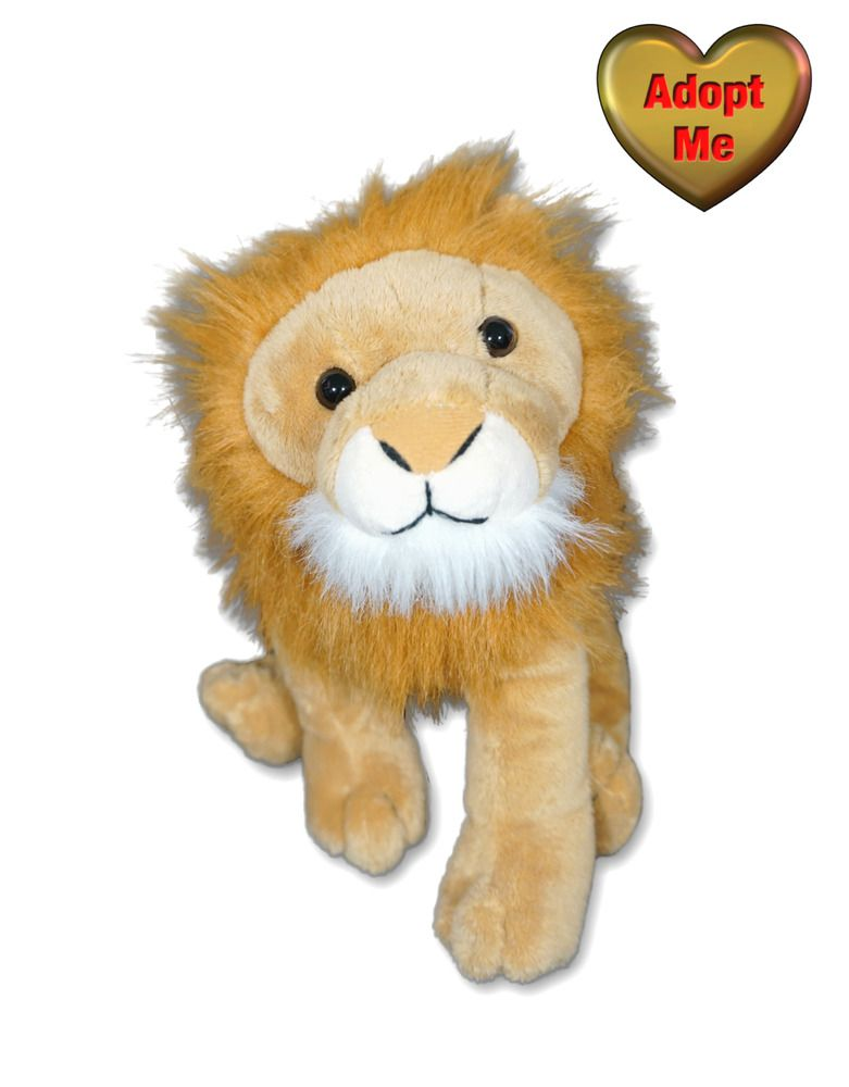 Kohl S Cares 11in Nancy Tillman Lion Stuffed Plush Jungle Safari Animal Toy Kohlscares Pet Toys Safari Animals Jungle Safari