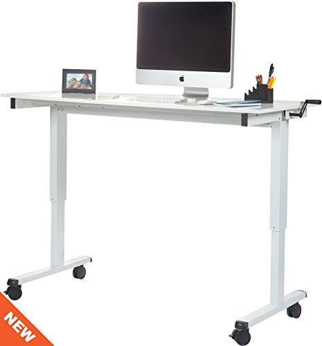 Iu0027m Not Sure Why Crank Adjustable Desks Are So Expensive... But
