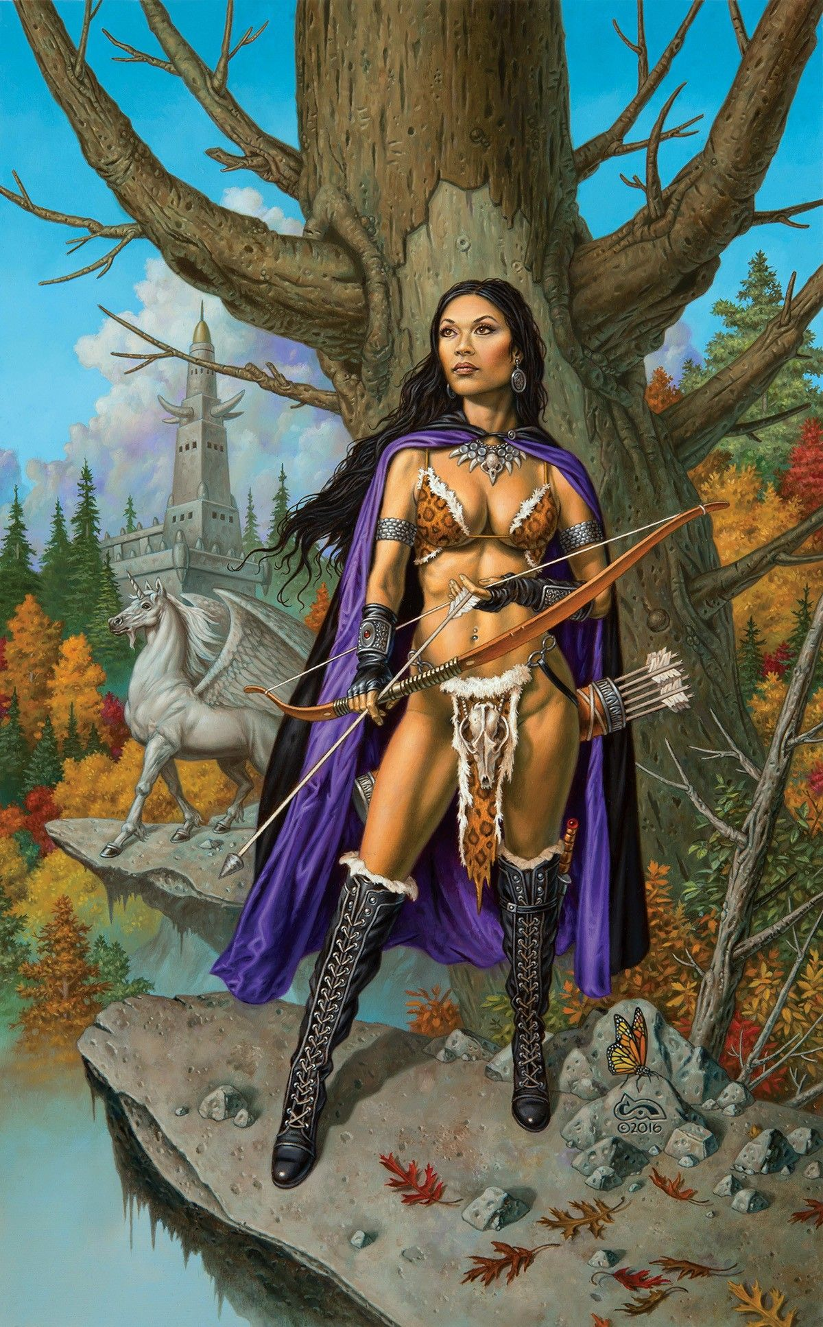 Pin by Eric Hurick on Anime Girls 02 | Warrior woman