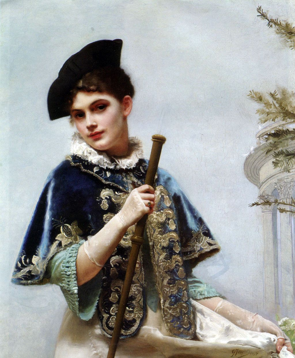 Gustave Jean Jacquet (1846-1909)