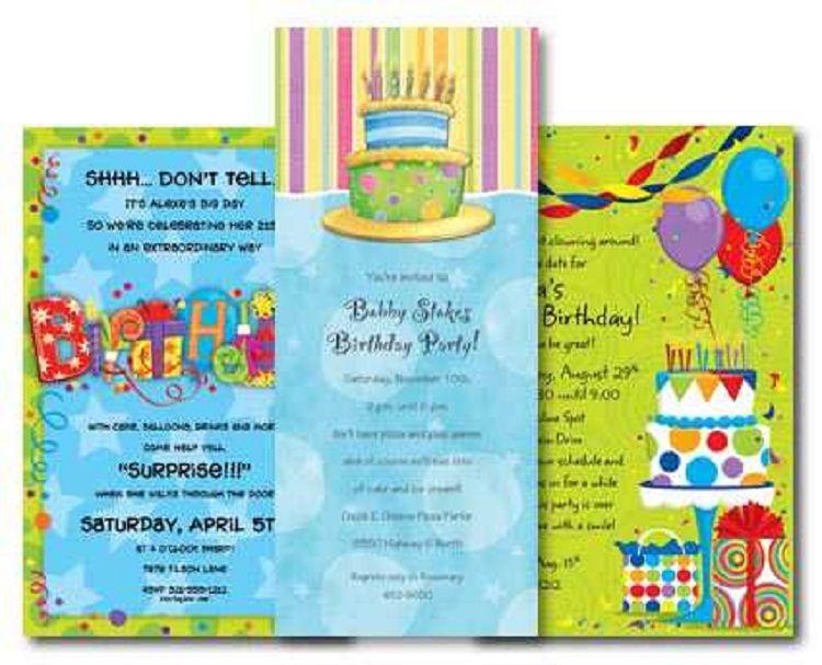 rainbow birthday invitation letter in marathi buick pinterest