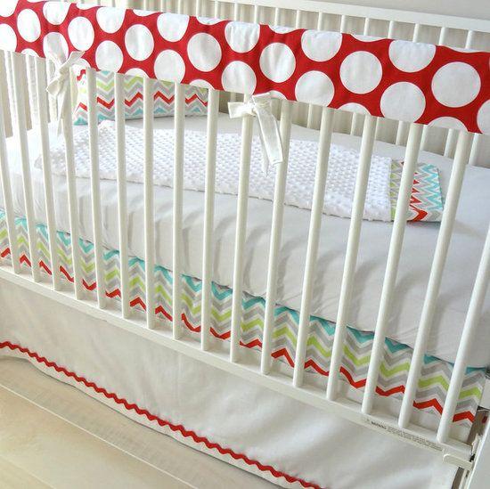 Crib Bedding Sets, Merry Go Round Baby Bedding