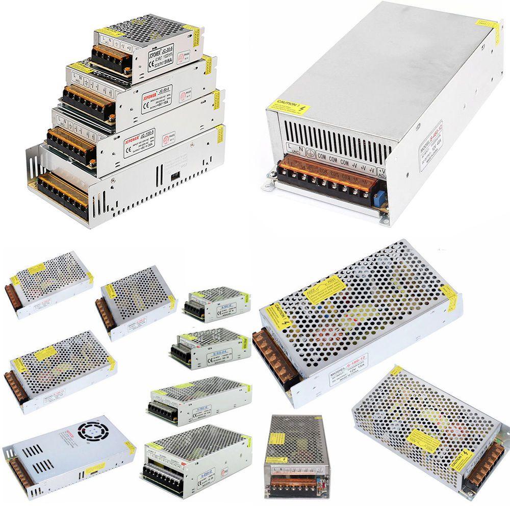 1.63 Ac 110V220V To Dc 5V 12V 24V 36V 48V Switch Power