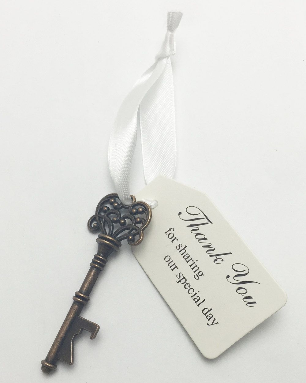 100pcs Antique key bottle opener wedding favor wedding gift by ...