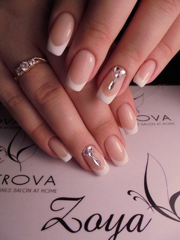 IMG 5775 | Beautiful nails | Pinterest | Manicure, French nails and ...