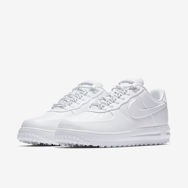 1 Low In Duckboot Nike Force Lunar Triple 2019 White Nnmv80Oyw