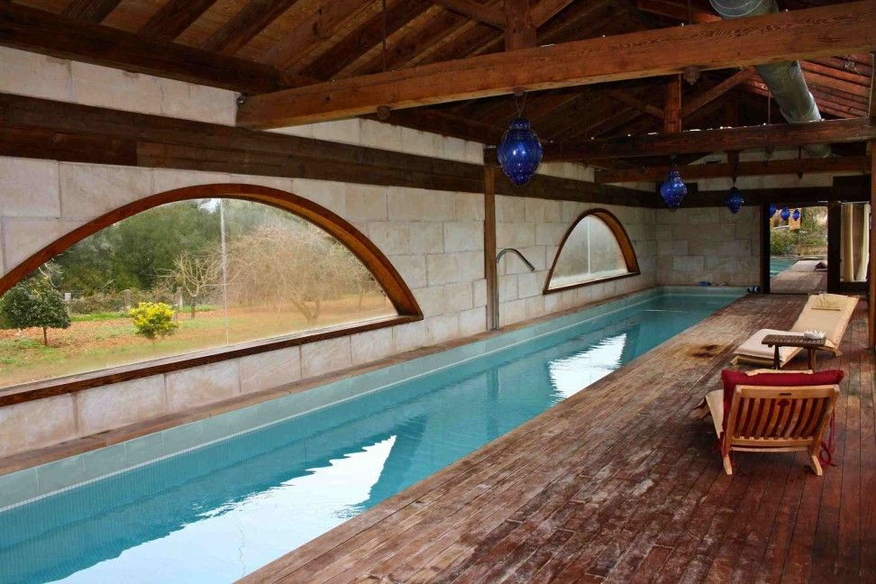 Small House Plans Outstanding House Plans With Indoor Pools