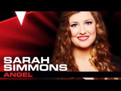 Sarah Simmons - Angel