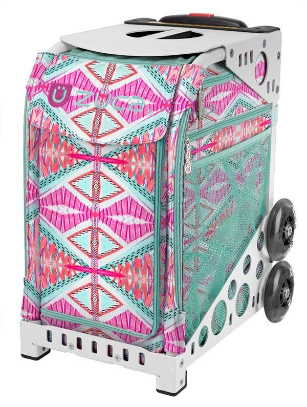 Zuca From Wooska Tribal Insert Bag New Limited