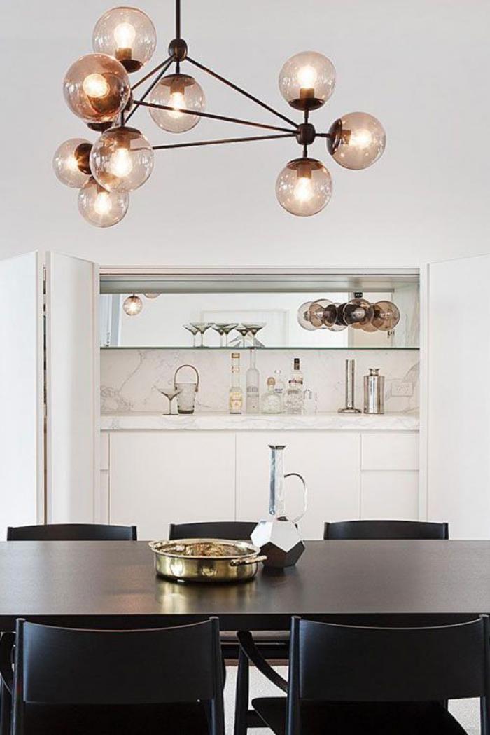 Quel luminaire de salle à manger selon vos préférences et le style