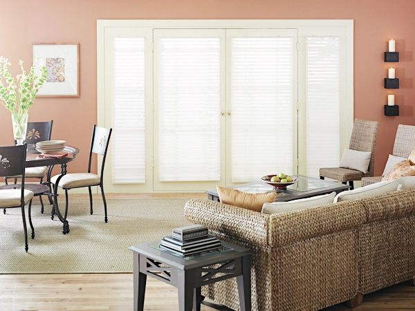 Between sunlight and privacy, do you want the best of both worlds? Sheer shades are a great solution for you! Sheer shades are thin enough that the light gets in, but thick enough that no one can see into your home. To order yours, visit www.chiproducts.com or call (866) 567-0400 today!