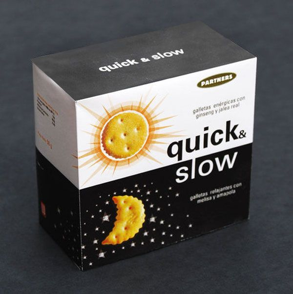 QUICK-&-SLOW-biscuit-packaging-design-2 | Packaging Pick Of The Day ...