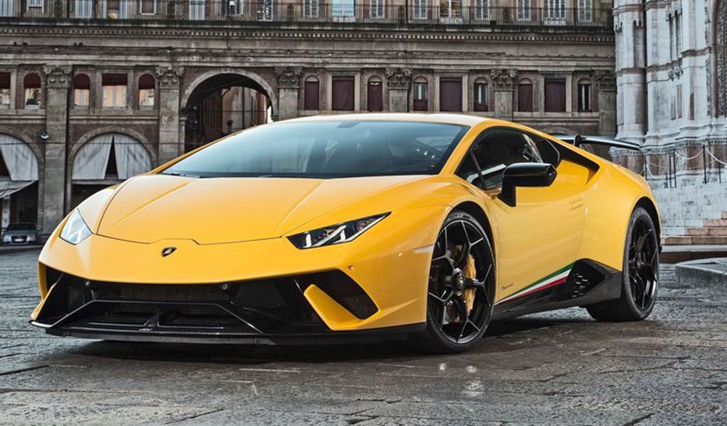 2019 Lamborghini Huracan Will Be A Safe Car To Suit Your Needs This