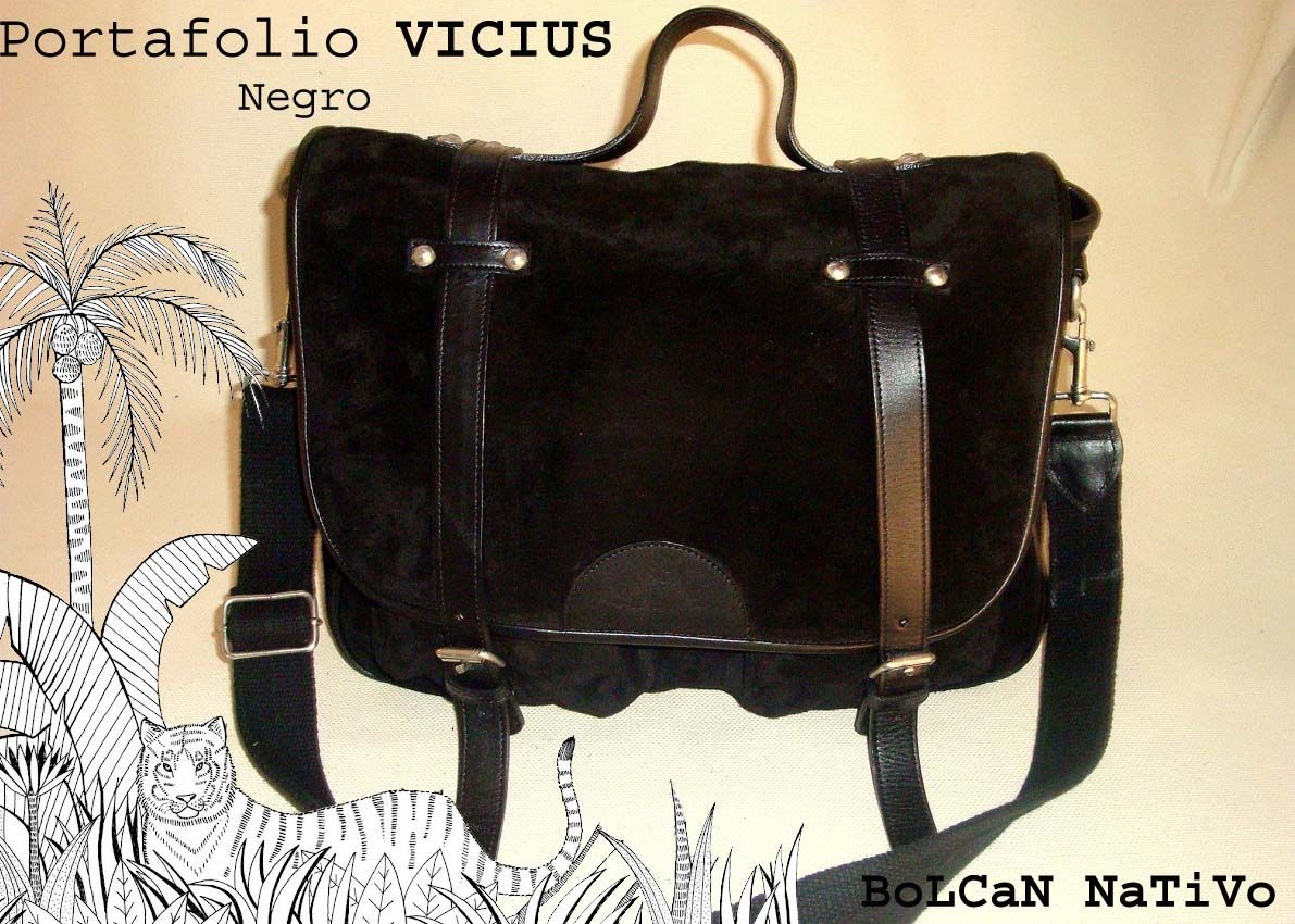 Portafolio VICIUS negro