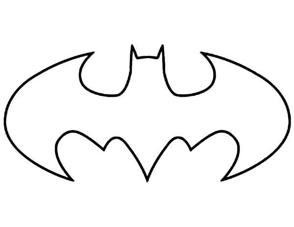 Batman Symbol For Andrews Quilt